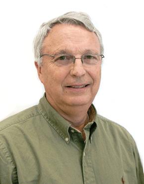 Headshot photograph of Charles Morgan.