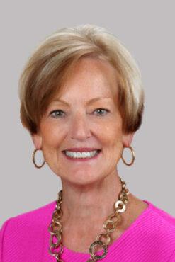 headshot of Kathleen Gaddie