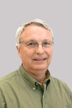 Headshot of Charles Morgan