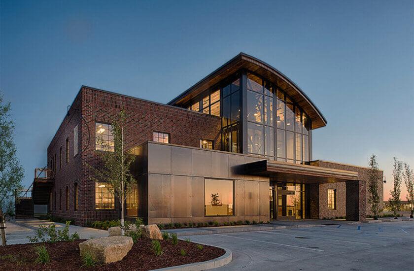 First Western Bank & Trust - West Fargo Building